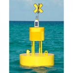 BLF-59 Lighted Foam Buoy