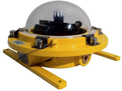 FA-165EX Zone 1 Helideck Status Light Repeater