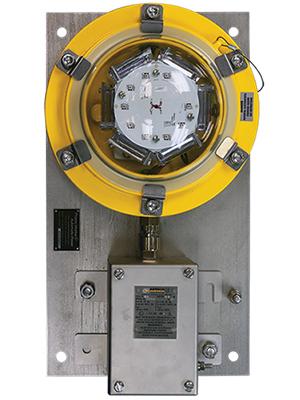 FA-165EX Zone 1 Helideck Status Light