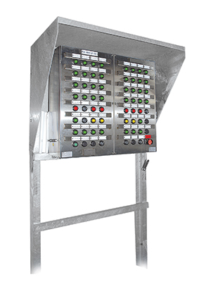 Control Stations & Junction Boxes