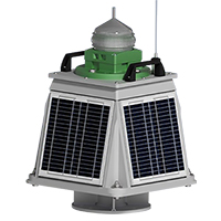 PMAPI-SC36-AIS Self-Contained LED Marine Lantern w/ AIS