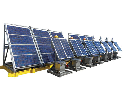 Industrial Grade Solar Power Systems