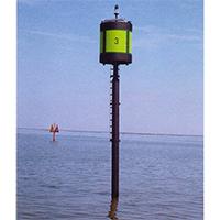 Buoyant Beacon SPAR Buoy