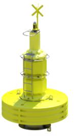PMB3000RM - 3.0m - Navigation Buoy