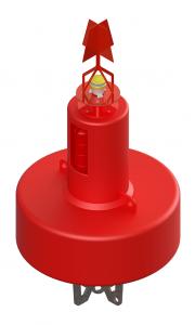 PMEB Inshore Elastomer Navigation Buoy - 1.2m - 2.0m