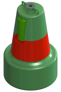 PMEB Medium Elastomer Marker Buoy - 0.8m - 1.5m