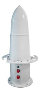Phalcon-NT New Technology Solid State Radar Beacon (RACON)